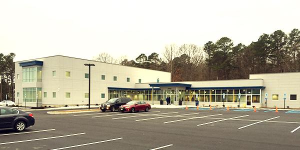 Vineland Health Campus