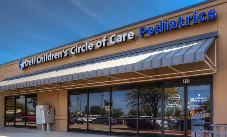 Lone Star Circle of Care Round Rock Dental Center