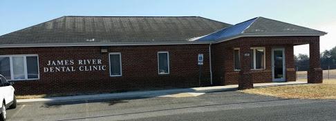 Johnson Health Center, James River Dental Clinic