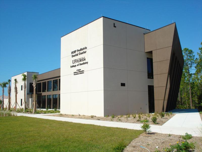 Chs University Of Florida Pediatric Dental Center