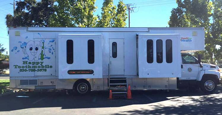 Yuba County Mobile Dental Van