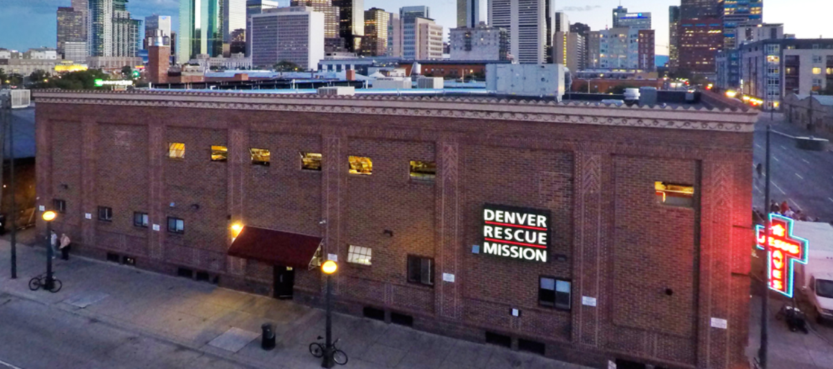 Denver Rescue Mission - Clinic At Lawrence Street Shelter