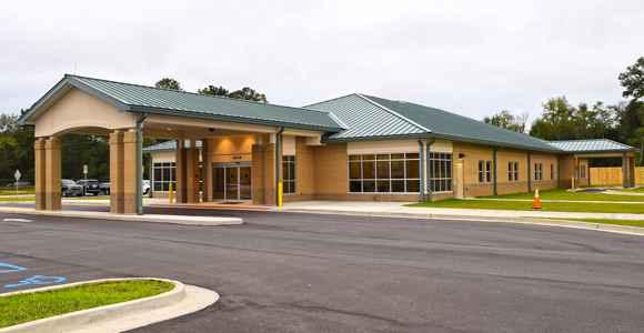 Mobile County Health Department Eight Mile Clinic