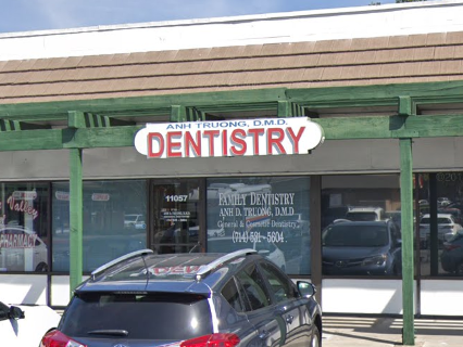 Truong, Anh D, Dds