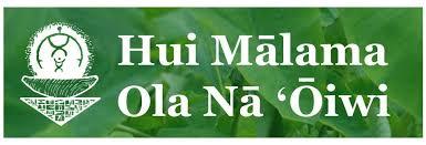 Hui Malama Ola Na Oiwi