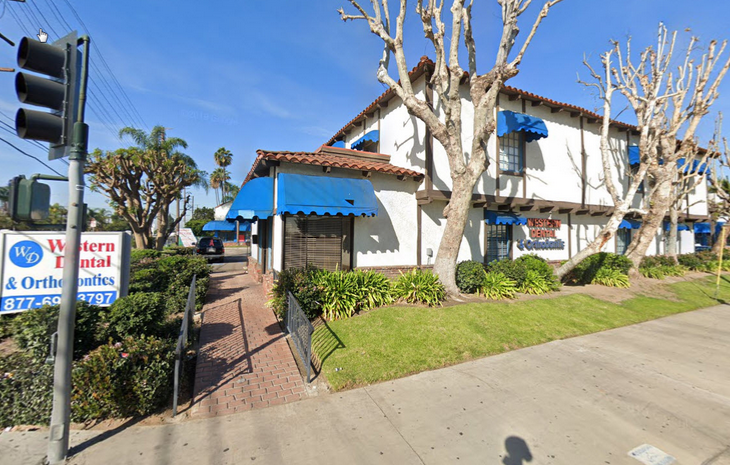 Western Dental Services- Santa Ana on 1st St