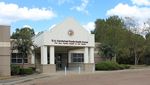 G.A. Carmichael Family Health Care Clinic