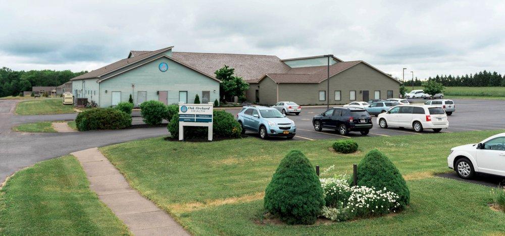 The Dr. James P. Goetz Health Center - Oak Orchard  Health