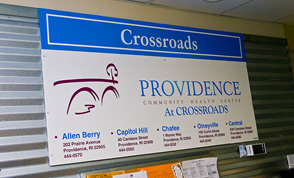 Providence Community Health Center At Crossroads