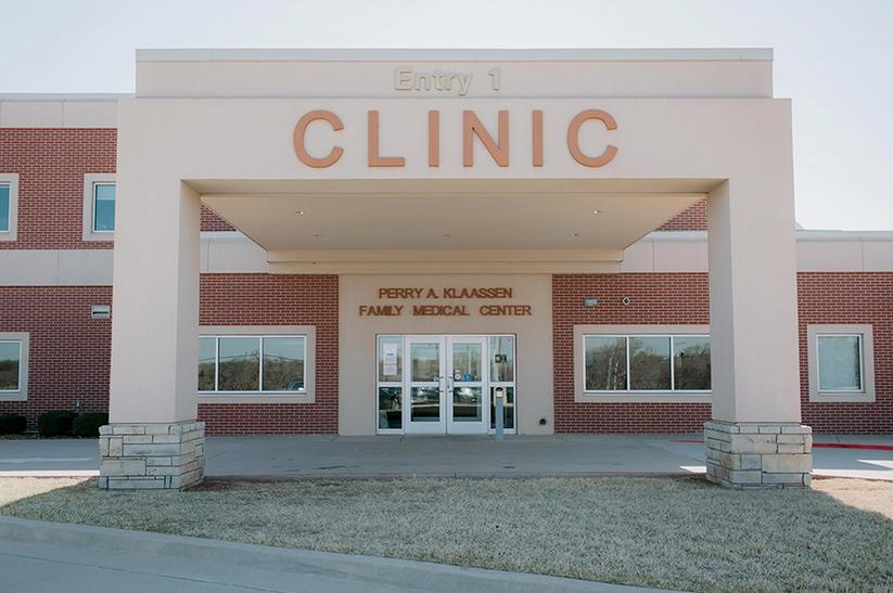 Perry A. Klaassen Family Medical Center