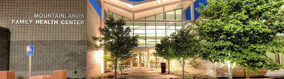 Mountainlands Family Health Center at Provo