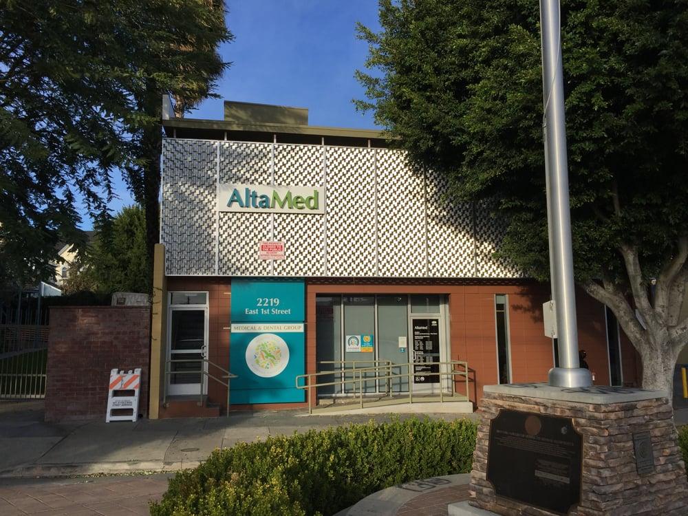 AltaMed Medical and Dental Group - East Los Angeles, 1st Street