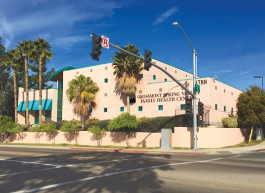 Grossmont Spring Valley Dental Clinic