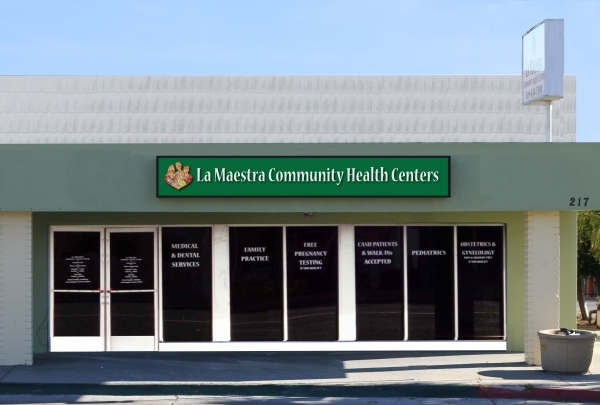 La Maestra Community Health Center, National City