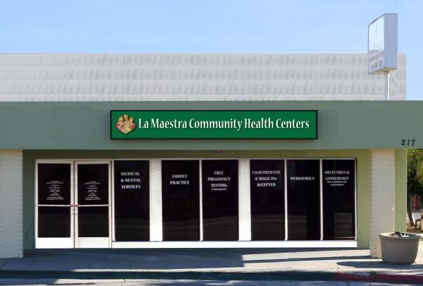 La Maestra Community Health Center - National City