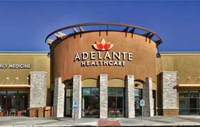 Adelante Healthcare Surprise