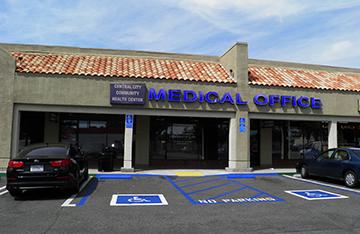 Anaheim Health Center