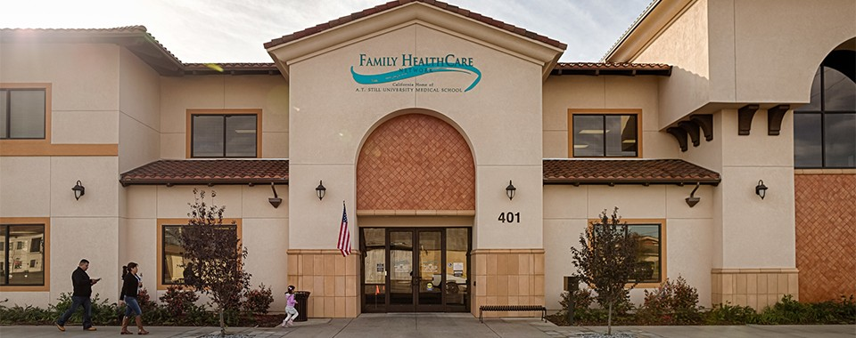Family HelathCare Network Visalia Health Center