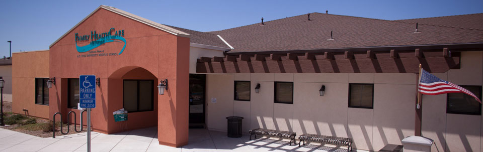 Family HealthCare Network Woodlake Medical and Dental Center
