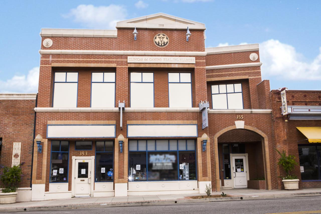 Clinicas Del Camino Real, Inc. Fillmore Health Center