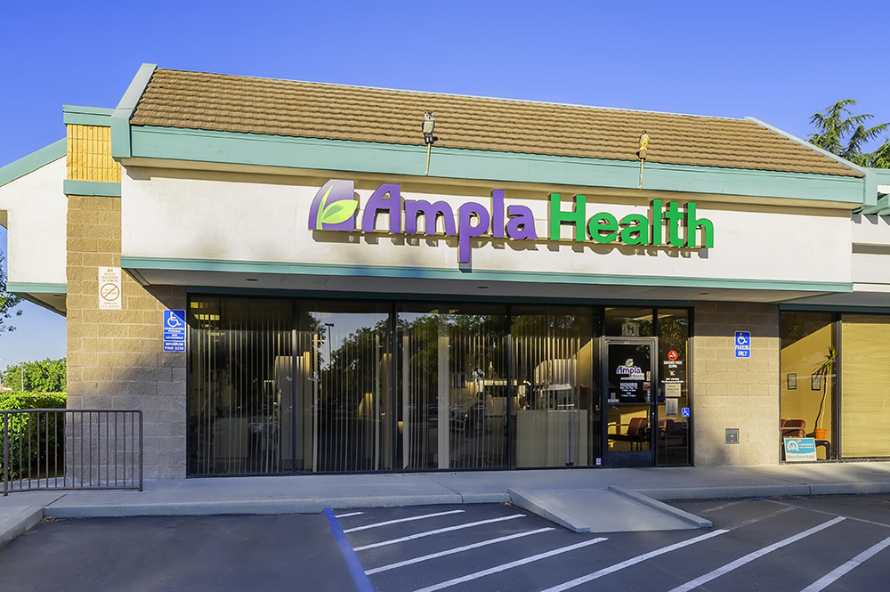 Ampla Health Chico Dental