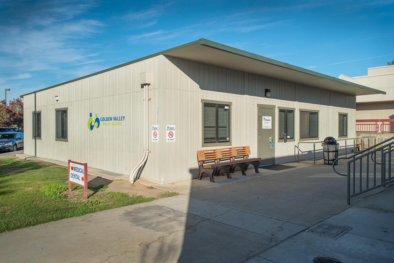 Golden Valley Health Centers, Modesto Hanshaw School Location