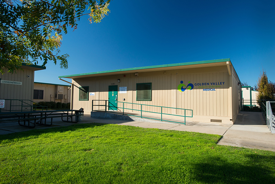Golden Valley Health Centers, Modesto Robertson Road
